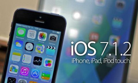 Apple phát hành bản cập nhật iOS 7.1.2