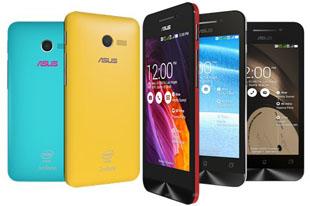 ZenFone 4 màn hình 4.5 inch có giá 3 triệu đồng, bán trong tháng 7