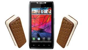 Motorola Razr sẽ lên Android 4.0 vào quý 2