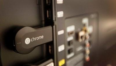 Chromecast kết nối với điện thoại không cần sóng WiFi