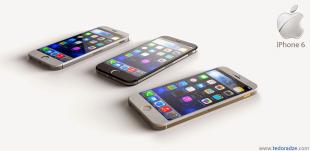 Mê mẩn với concept iPhone 6 sử dụng... iOS 9
