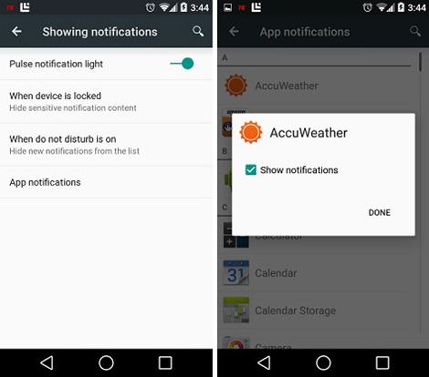 6 tính năng Android L
