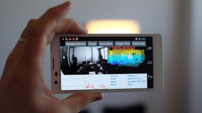 Tablet Tango ra mắt vào năm sau, chế tạo bởi LG