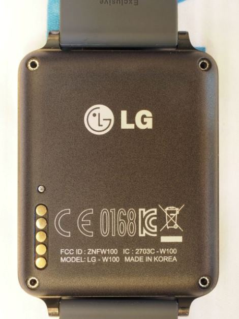 mổ LG G Watch Samsung Gear Live