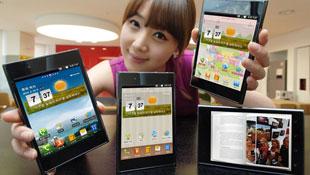 LG ra mắt Optimus Vu, đối thủ của Galaxy Note