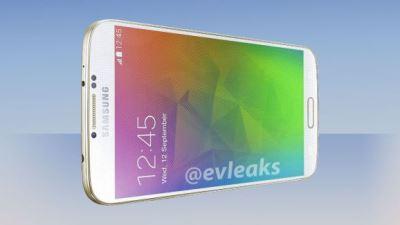 Lộ ảnh báo chí Samsung Galaxy F vỏ kim loại