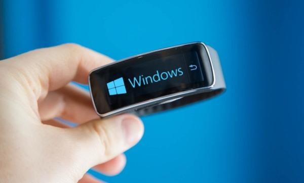 smartwatch Microsoft gear fit đeo tay thông minh