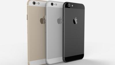 ảnh Dựng Iphone 6 Màu Vàng Xám Không Gian Và Bạc Vnreview