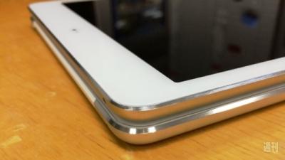 Lộ ảnh iPad Air 2: thân mỏng, cảm biến vân tay