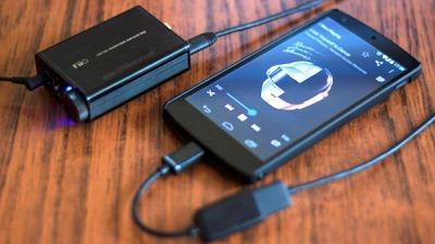 Android L hỗ trợ DAC/amp qua cổng USB