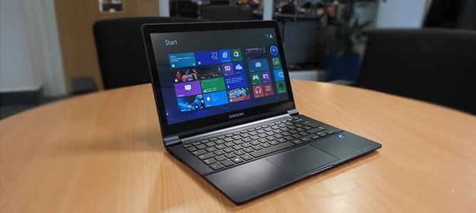 Đánh giá nhanh laptop Samsung Ativ Book 9 2014