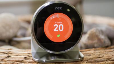 Nest định hình nhà thông minh