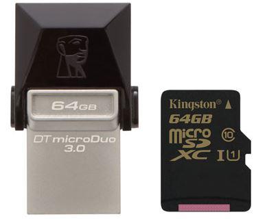 Kingston ra mắt USB cắm qua cổng sạc cho máy tính bảng