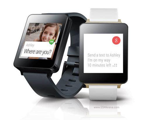 LG G Watch chính thức phát hành trên toàn cầu