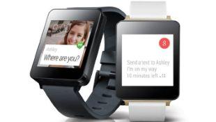 LG chính thức ra mắt đồng hồ thông minh G Watch