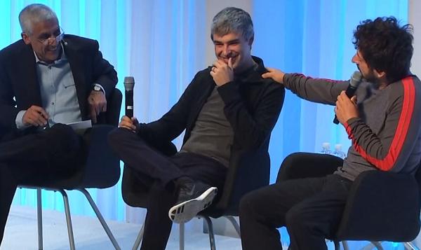 Trong buổi trò chuyện cùng cựu CEO của Sun, tỷ phú công nghệ Vinod Khosla, 2 nhà sáng lập của Google đã cùng bàn tới một chủ đề khá nhạy cảm: sự khác biệt của Google và Apple khi điều hành kinh doanh.
