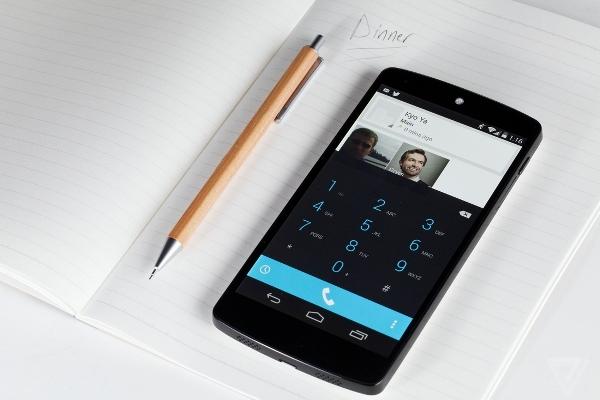 Android bảo mật gọi điện tiền