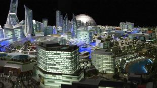 """Dubai xây dựng thành phố """"có thể kiểm soát khí hậu"""""""