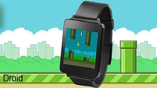 Bản sao Flappy Bird xuất hiện trên Android Wear