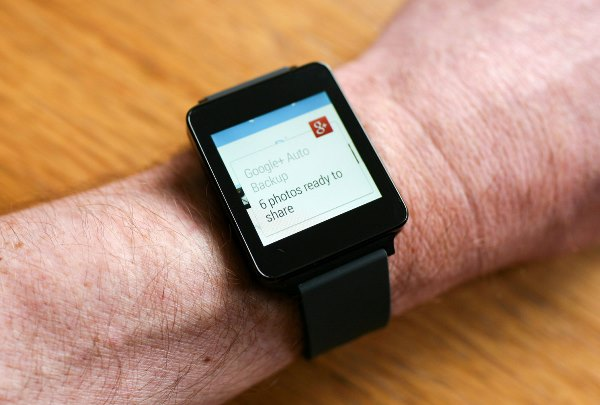 rom LG G Watch chế Android Wear