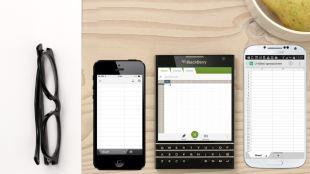 BlackBerry trần tình về màn hình vuông của Passport