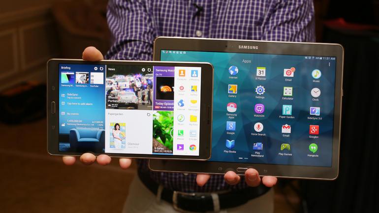 """Phablet sẽ sớm """"soán ngôi"""" tablet cỡ nhỏ?"""