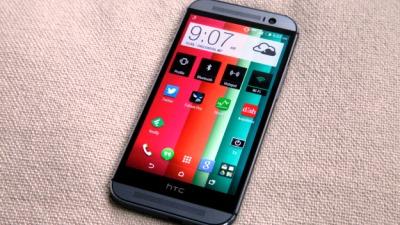 Doanh số HTC One M8 đang tụt dốc