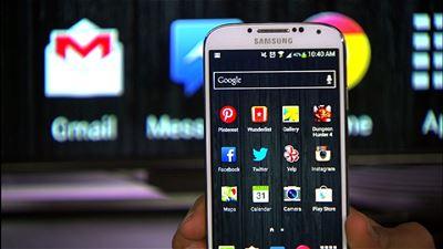 Chiếu màn hình Android lên tivi: cực dễ
