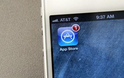 """80% ứng dụng iOS trên App Store là """"ứng dụng ma"""""""