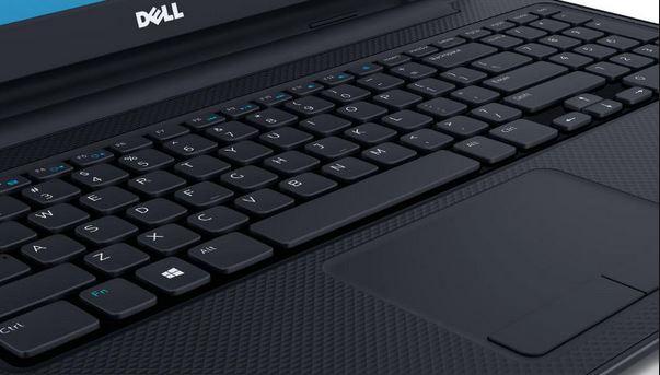 Bàn phím laptop Dell có vấn đề?
