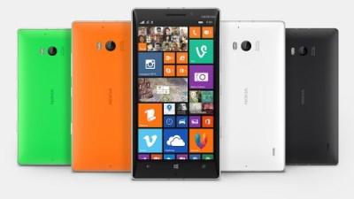 Vừa ra mắt, Lumia 930 đã dính lỗi màn hình