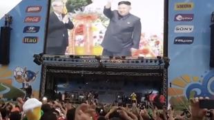 """Hàng loạt báo mạng """"ăn quả lừa"""" vì Triều Tiên"""
