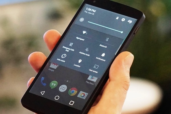 Android l HTC One M7
