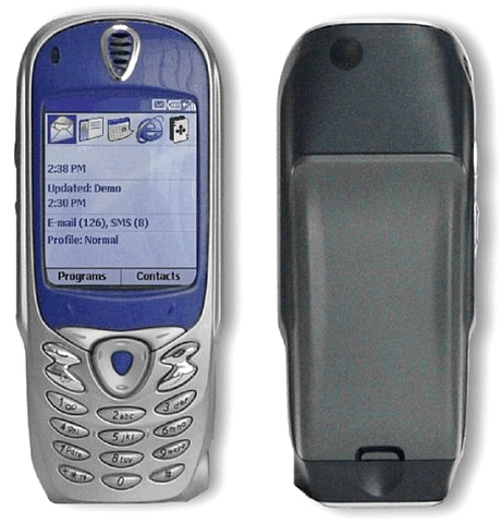 HTC Windows Phone đầu tiên mobile
