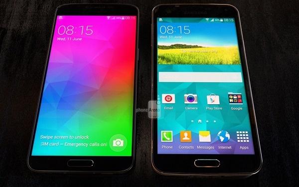 Samsung ra mắt Galaxy F (Alpha) vào ngày 14/8 để đối đầu trực tiếp với iPhone 6