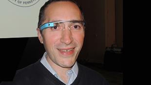 Cha đẻ Google Glass bất ngờ đầu quân cho Amazon
