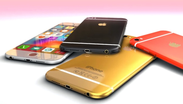 ảnh dựng iPhone 6