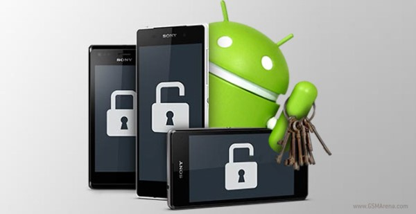 Xperia unlock mở khóa bootloader Sony
