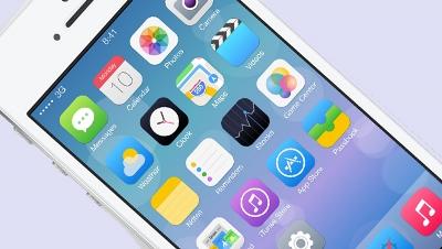 iOS 7 chiếm 90% thiết bị Apple