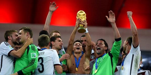 World Cup 2014 là sự kiện thể thao