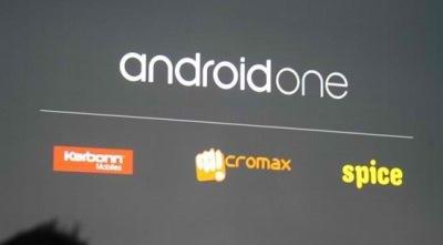 """Các smartphone Android One """"cấu hình khá giá rẻ"""" sắp ra mắt"""