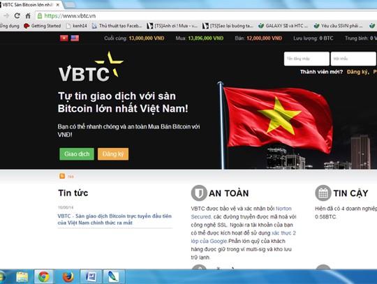 Sẽ báo công an bắt sàn giao dịch Bitcoin tại Việt Nam