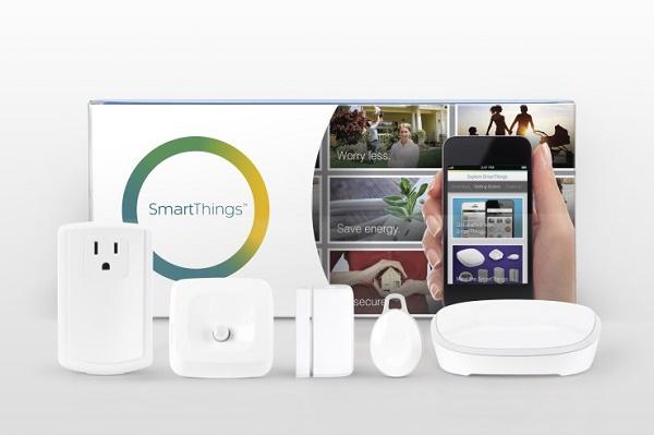 Samsung thâu tóm hãng sản xuất nhà thông minh