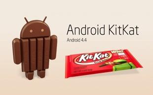Samsung và Sony đua nhau lên đời Android 4.4 KitKat cho smartphone