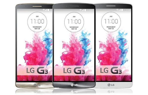 LG G3 bản 16 GB sẽ bán với giá 12.99 triệu đồng tại Việt Nam