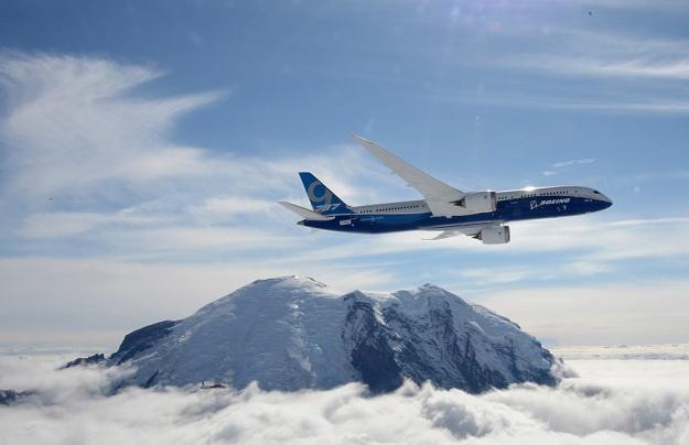 Boeing 787 cất cánh thẳng đứng