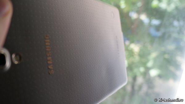 Galaxy Tab s méo nhiệt nóng