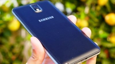 Galaxy Note 4 tích hợp cả cảm biến tia cực tím