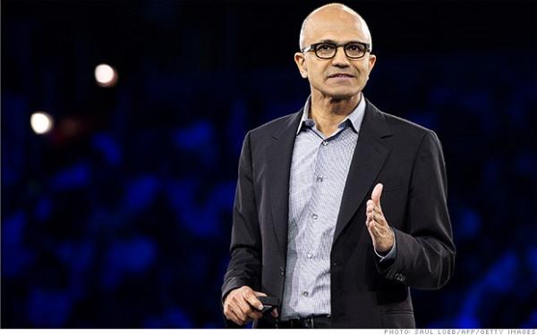 Microsoft sa thải nhân viên tiền