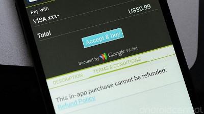 """Nhiều ứng dụng Android không còn """"free"""""""